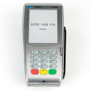 Verifone VX680 CTLS WIFI/BT